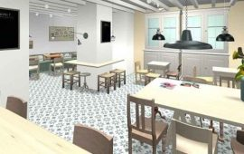 Lunchroom Nieuwland Tilburg